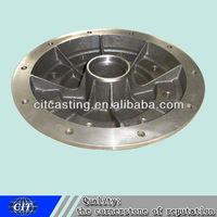 wheel center cap for truck parts