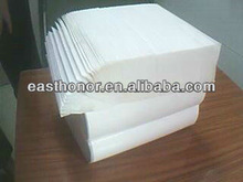 2ply white & color standard napkins 1/4 fold