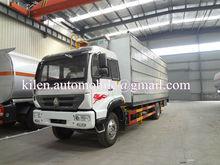 Export! SINOTRUK Styre 4*2 animal transport truck / mobile home truck