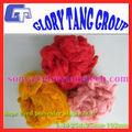 La droga teñido de fibras discontinuas de poliéster/fibra de poliéster sólidos/de fibra química