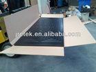 roll bonded solar panel evaporator