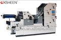 4 bill impresión numeradora y clasificación de la máquina, couplet ley máquina de impresión, de papel de impresión y clasificación de la máquina