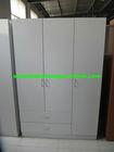 wood canvas wardrobe