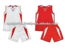 custom sports basketball wear
