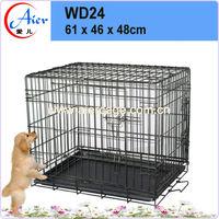 pet product dog flight cage custom dog cage