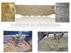multi spindle wood carving machine/digital wood printing machine HD-2020S-6