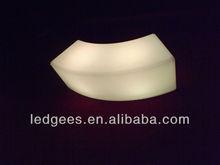 Cool Bar/club/party/wedding/KTV/hotel illuminated Low Beach Chair in Bag