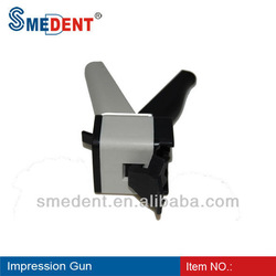 dental caulking gun dental impression materials/dental silicones