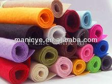 manufacturer- non woven felt