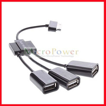 OTG USB Adapter Host Connection Kit for Samsung Galaxy Tab 2