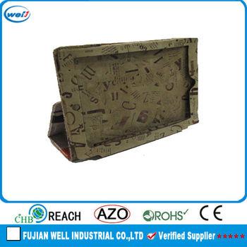 2013 fashion custom leather laptop case