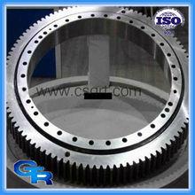 wind turbine rotatable circle