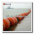 Mengeruk pipa mengapung/pelampung untuk kapal keruk dalam proyek- proyek lepas pantai