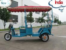 nice perfect electric bike three wheeler tuk tuk