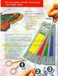 Madeira Mouline Thread
