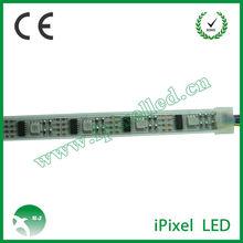 high efficiency led RGB dot pixel light strip with IC LPD 6803