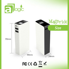 power bank 2013 new 5200mAh 5V / 2.1A rapid output aMagic power bank cell phone accessories