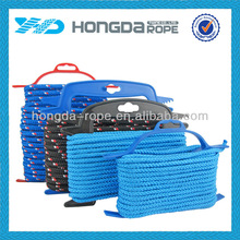 3/8Inch colored polypropylene rope