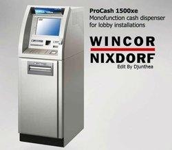 Monofunctional ATM - ProCash 1500xe