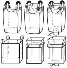 FIBC , big bag, bulk bag, or Super Sack
