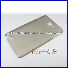fashion rubber cellphone case for Samsung galaxy note i9220 with best quality!