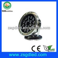 High Quality 18W RGB IP68 Cree Underwater LED Lighting