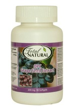 OPC Grape Seed Extract - 200mg 90s