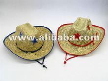 sheriff straw hats