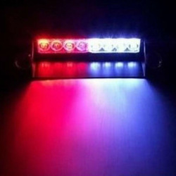 2013 New CK-MC8 red and white led emergency strobe lights