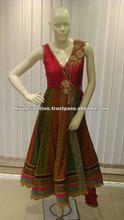 wedding suit designs salwar kameez long sleeves neck design