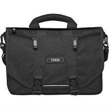 Tenba Mini Messenger Photo / Laptop Bag - Black