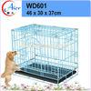 pet furniture 6ft dog kennel cage square tube steel dog cage