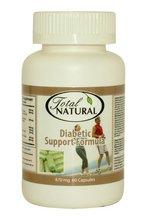 Diabetic Support Formula - 870mg 60c