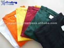 Promotional cotton T Shirt round neck