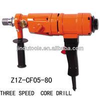 Z1Z-CF05-80 Model diamond brand hand tools with No-load speed 950r/min