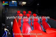 einfache installation elektronischen hydraulischen 5d 6d filmtheater ausrüstung 7d