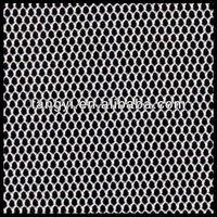 100% nylon 20d square net nylon mesh fabric