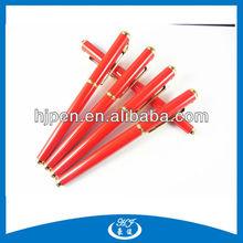 Senior Quality Wedding Celebration Metal Roller Pen Logo Custome