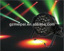 Disco light+Led 32*3w RGBW zoom par can