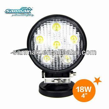 Top seller 4x4 car spotlight led light motorcycle SM6181