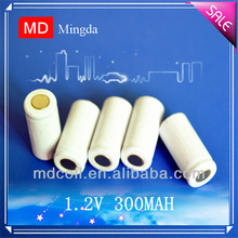 1/3 aaa rechargeable battery for remote control toy