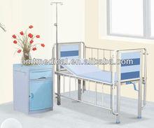 PMT-711 Manual one-function children hospital beds