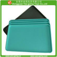 colorful meat eva foam tray