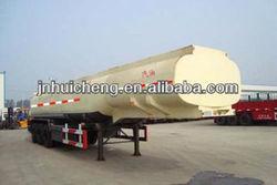 35-55cbm oil tank semitrailer( or to load water, chemical liquid, bulk cement, asphalt,alcohol)