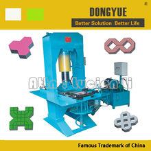 Dongyue brand DY150TB manual interlocking block machine
