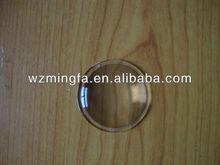 50mm diameter Plano-convex magnifier lens