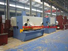 Qc11y-12x4000-e10 guilhotina plástico cortador