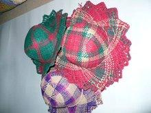 raffia hats