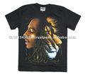 Rasta desgaste t - shirt. Rastafari t - shirt. Ropa rastafari.