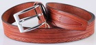 34 mm Leather Belt For Men -2026s Model-